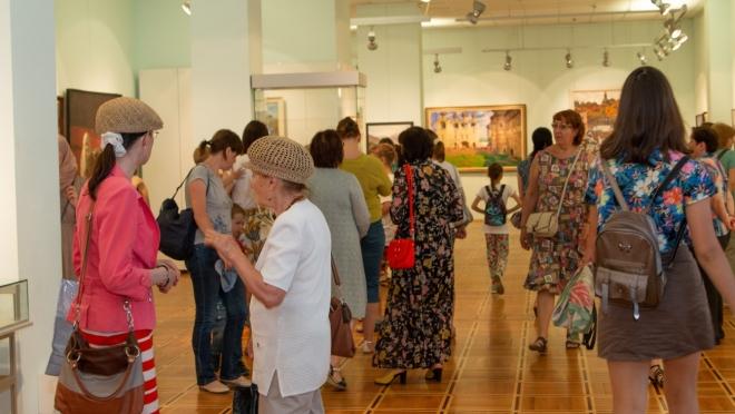 В Национальной художественной галерее ждут всех на День открытых дверей