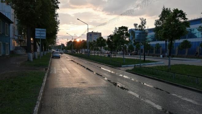 В Йошкар-Оле ведётся розыск очевидцев ДТП
