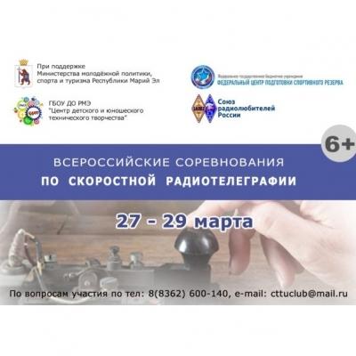 Всероссийские соревнования по скоростной радиотелеграфии