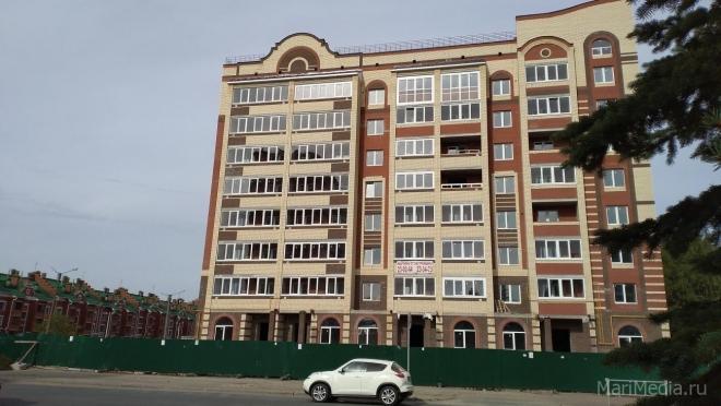 В Марий Эл зарегистрировано 506 квартир по льготной ипотеке