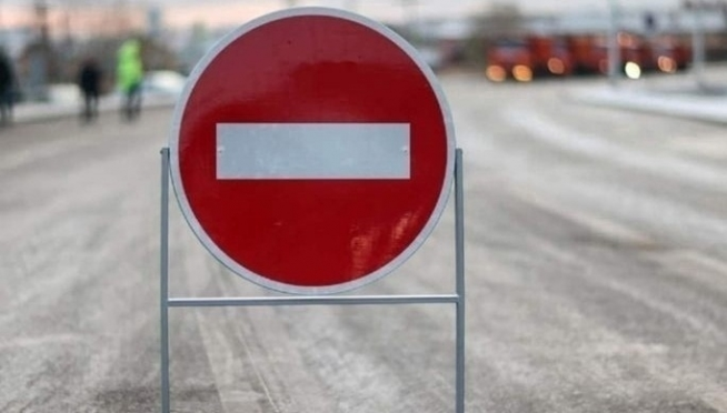 В Семёновке закрыт для движения один из перекрёстков