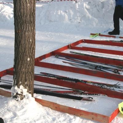Чемпионат России по спортивному туризму на лыжных дистанциях
