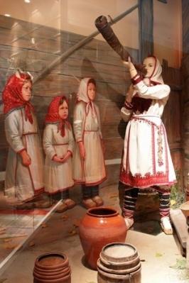 Обряды жизненного цикла: Традиционная культура народа мари XIX-XX веков