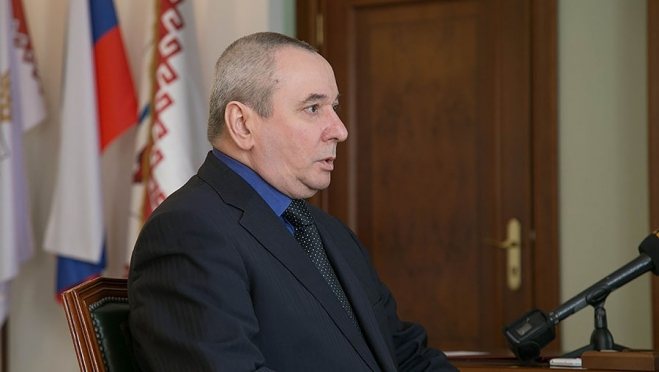 Руководителем Администрации Главы Марий Эл назначен Юрий Баскаков