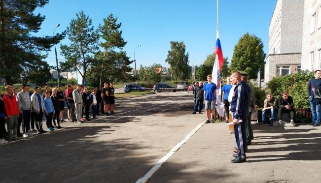 В Йошкар-Оле пройдёт состязание кадетов