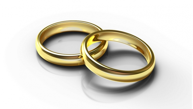 Новый год в новом статусе — 9 йошкар-олинских пар вступили в брак 9 января