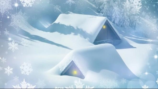 В последние выходные декабря синоптики обещают снег, легкую метель