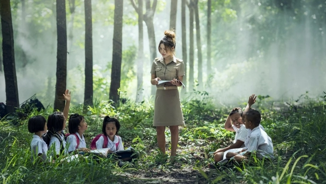 Жители ПФО заинтересовались вакансией «Земский учитель»