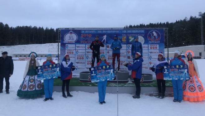 Лыжница из Марий Эл одержала победу на третьем этапе Кубка России