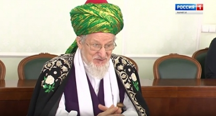 Изге мечет – визит в Марий Эл Верховного муфтия России