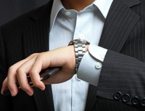 Наручные часы как средство демонстрации социального статуса