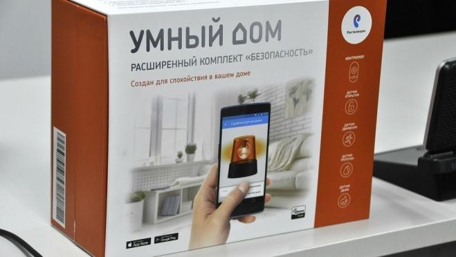 Новые технологии на защите дома