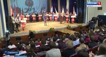 Сегодня в Саранске состоялось открытие «Интеллектуальной олимпиады...