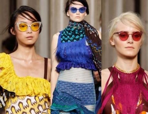 Самые модные солнцезащитные очки сезона 2015