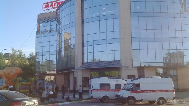 Эвакуированы торговые центры «Пушкинский», «Дом торговли», «Планета»