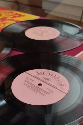 Произведения марийских композиторов на виниловых пластинках