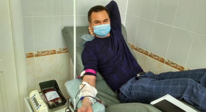 В Марий Эл желание сдать кровь объединяет людей