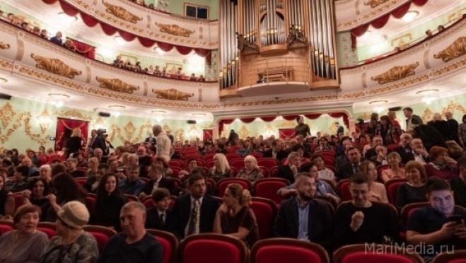 В Марий Эл приходит Всероссийский театральный марафон