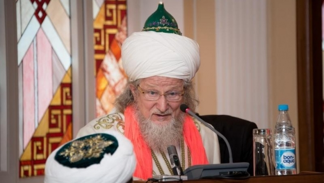 Верховный муфтий России удостоен государственной награды Марий Эл