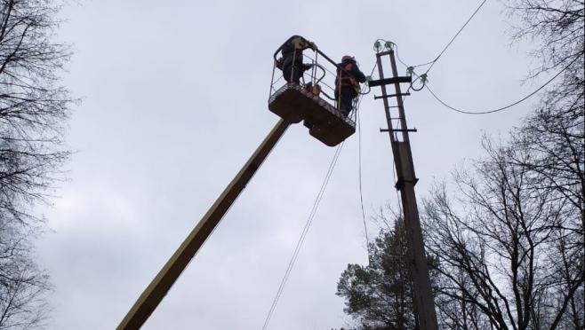 Энергетики полностью восстановили электроснабжение потребителей в пяти регионах РФ