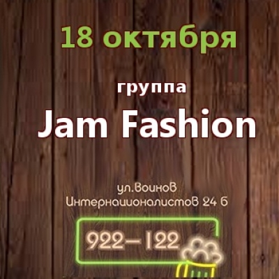 Jam Fashion