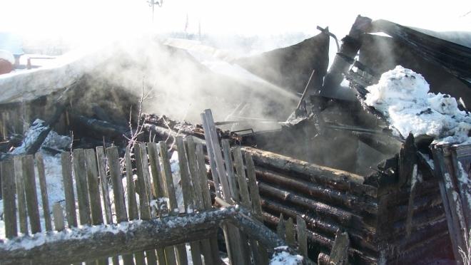 За прошедшие сутки огнеборцы Марий Эл 4 раза выезжали на пожары