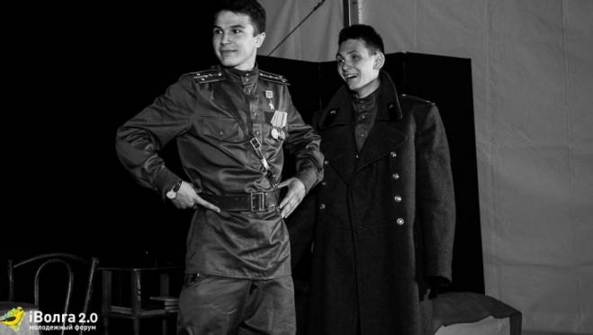 Марийский ТЮЗ представил постановку «Мой бедный Марат» на «iВолга»