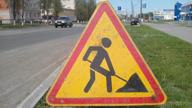 Перекрытия улицы К. Маркса продлятся до воскресенья, 15 сентября