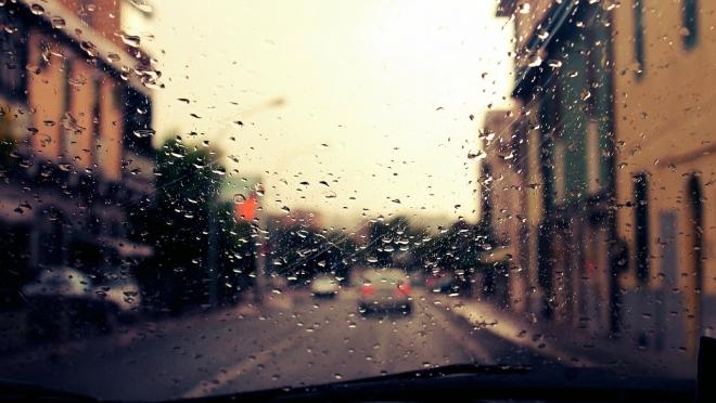 Погода портится — дорога становится опасной