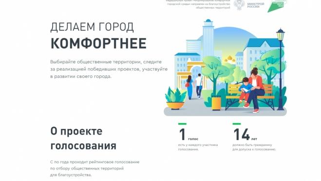 Йошкаролинцы будут голосовать за объекты благоустройства на общероссийской платформе
