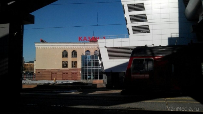 О пригородном железнодорожном сообщении в Чувашии и РТ
