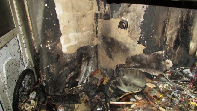 В выходные в Йошкар-Оле в огне погиб пенсионер