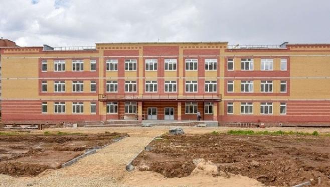 Новая школа в 9В микрорайоне заберет половину учеников школы №27