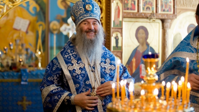 Православные Марий Эл встречают Рождество Иоанна Предтечи