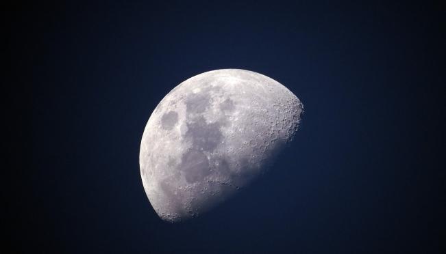 Сегодня ночью можно увидеть лунное затмение
