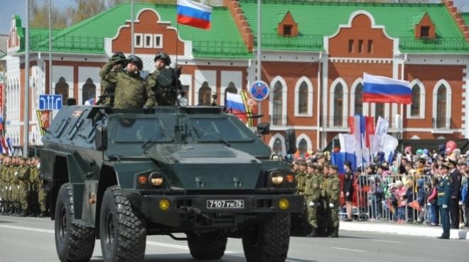 Президент России перенес парад Победы