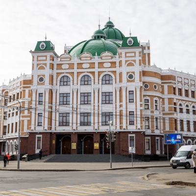 День рождения Марийского театра оперы и балета