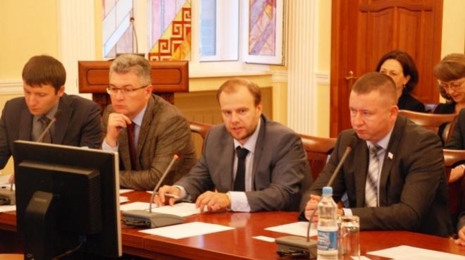 В Марий Эл уволился министр промышленности