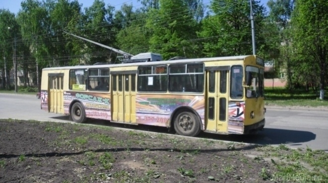 Троллейбусы №3 и №5 не будут ходить до конечной остановки