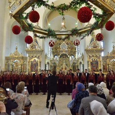 Московский хор «Веснянка»