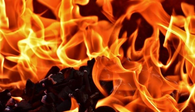 В Марий Эл вдвое сократилось количество пожаров