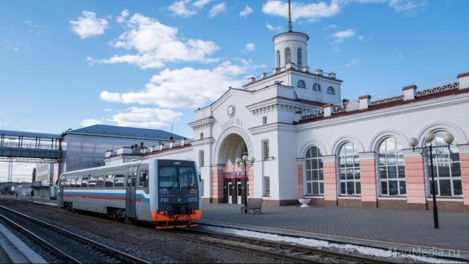 Новое расписание движения пригородных поездов