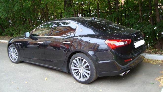 Чтобы не лишиться Maserati бизнесмен погасил свои долги