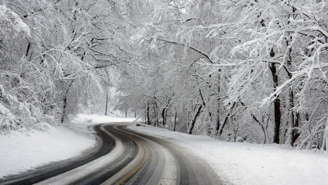 Мокрый снег в Марий Эл будет идти три дня