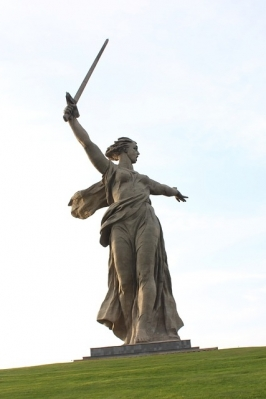 Мемориальный комплекс «Героям Сталинградской битвы»