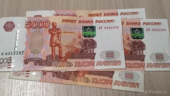 Жительница Волжского района перевела мошеннику 39 тысяч рублей