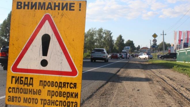 Инспекторы ДПС задержали пять пьяных водителей за сутки