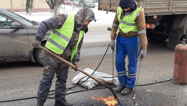 За некачественный ремонт городских улиц чувашская компания пойдет под суд