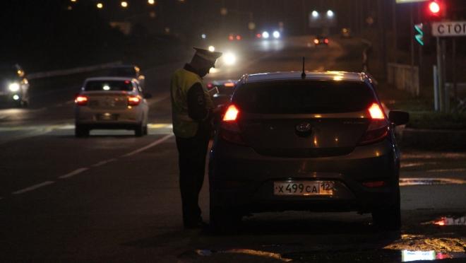 В Марий Эл пройдут тотальные проверки водителей на алкоголь