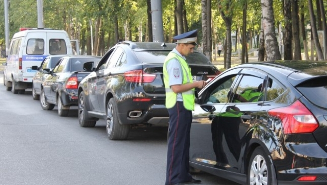 В Медведевском районе проходят тотальные проверки машин с детьми